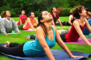 International Yoga Day with Tara Yoga Centre