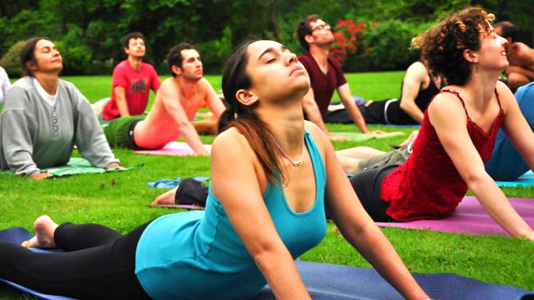 Yoga in London
