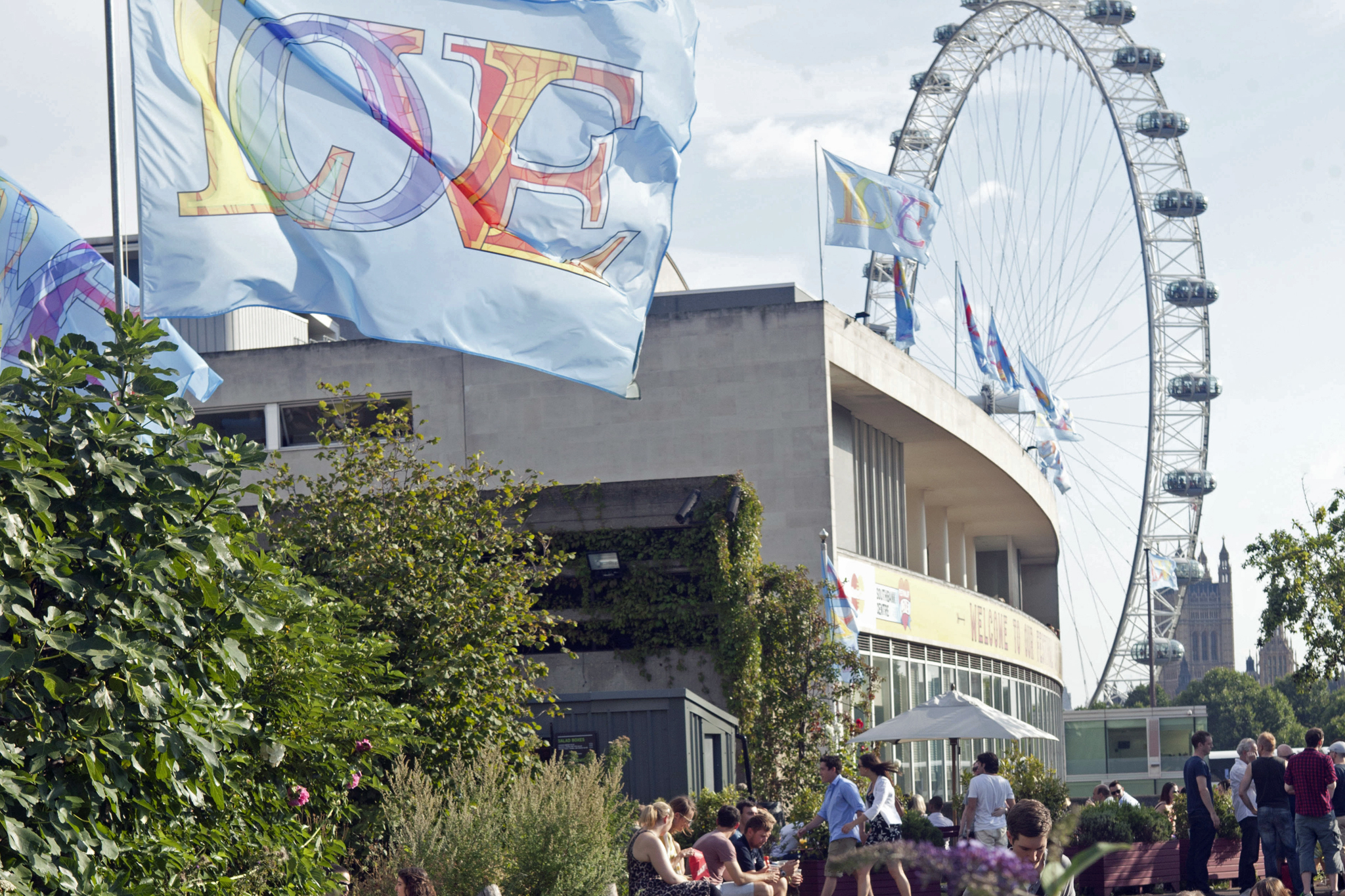 Festival of Love at the Southbank Centre