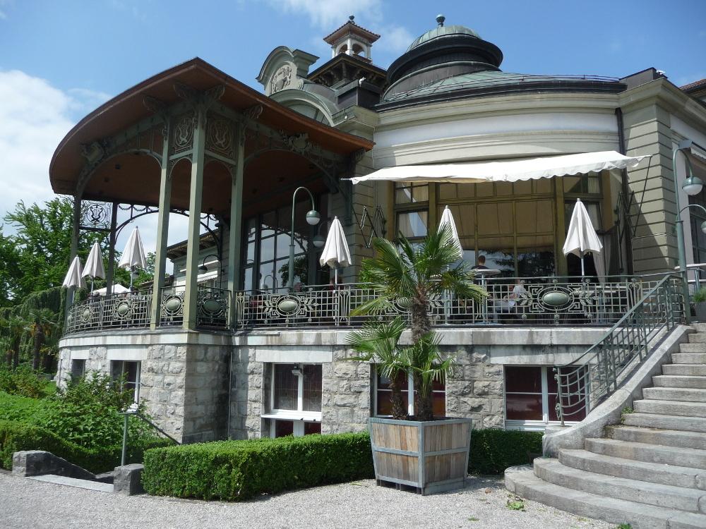 Brasserie de Montbenon, Lausanne restaurant, Time Out Switzerland