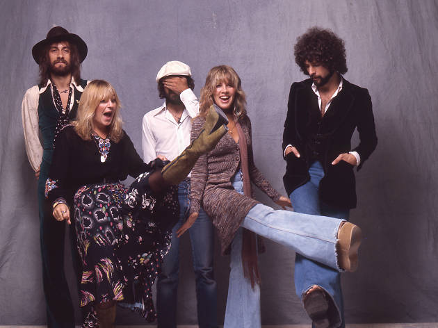 15 amazing pictures of Fleetwood Mac