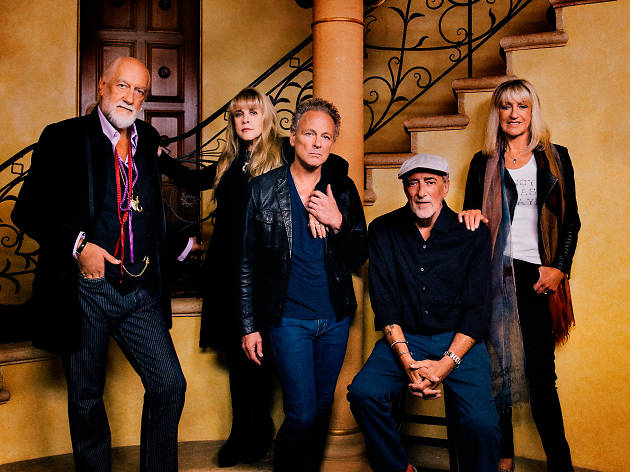 Fleetwood Mac, 2014