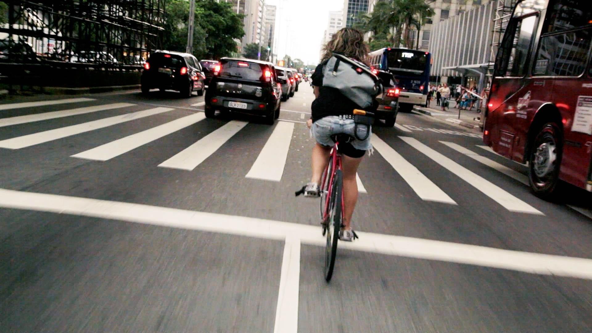 Bicicletes vs cotxes