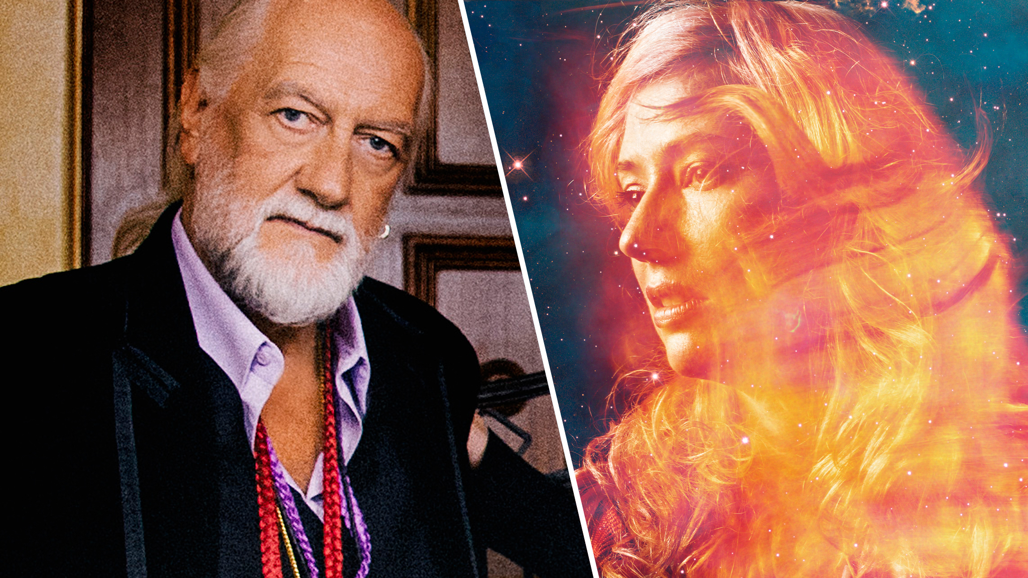 Fleetwood chat: Fleetmac Wood interviews Fleetwood Mac's Mick Fleetwood