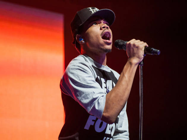 Chance The Rapper launches second annual anti-violence initiative