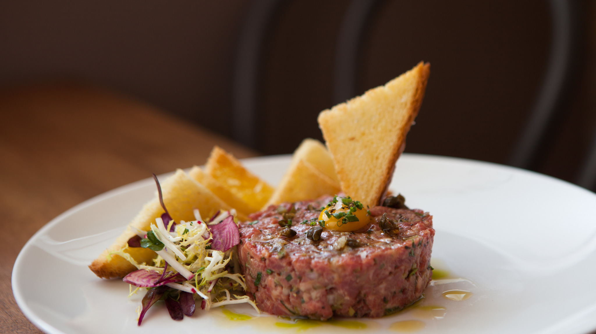 6 new steak tartare dishes