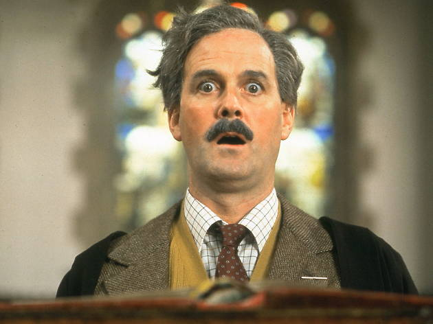 50 great British actors, John Cleese, Monty Python's The Meaning Of Life
