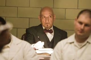 50 great British actors. Shutter Island..Ben Kingsley.... 2008 Paramount Pictures