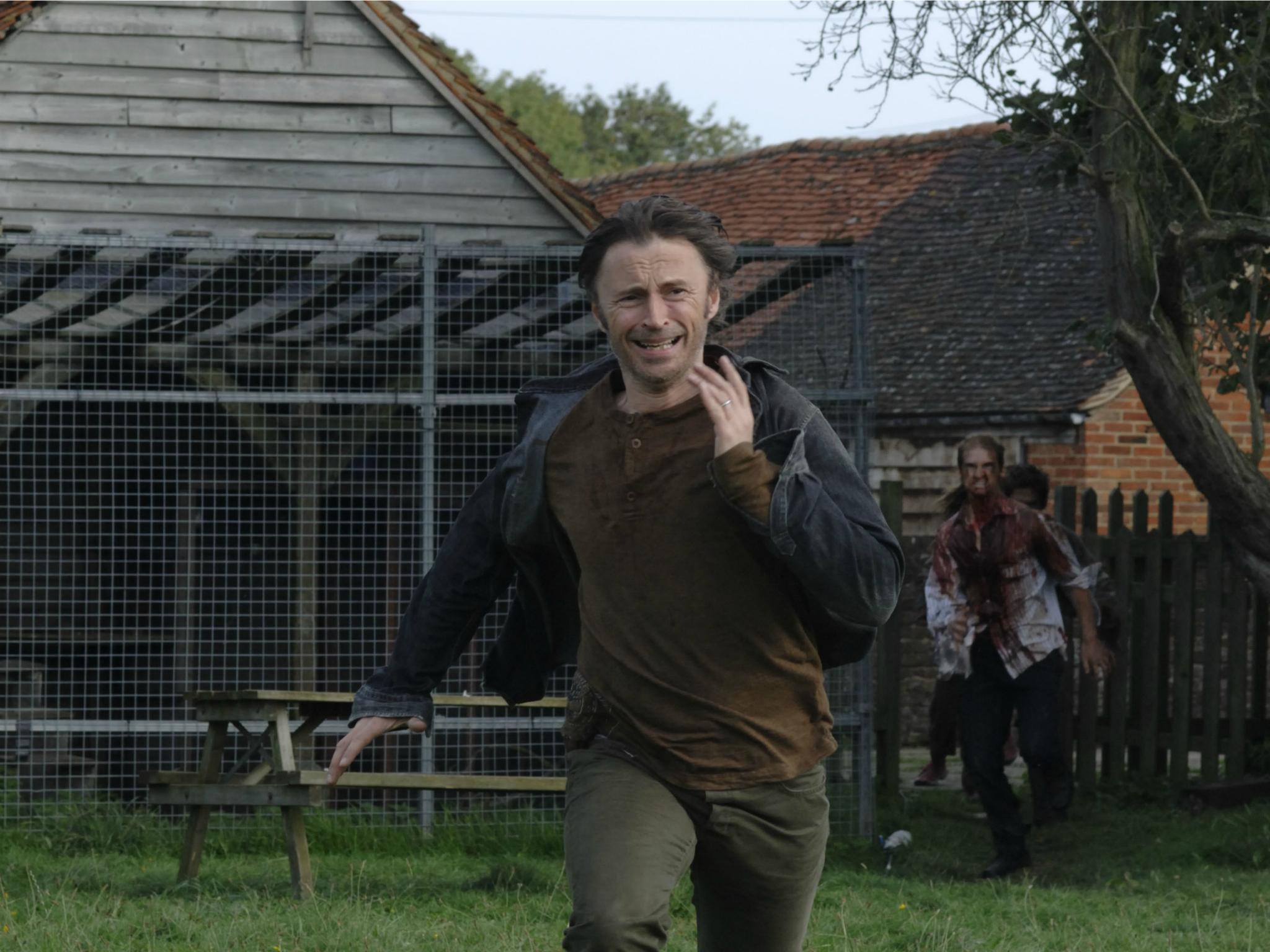 Ten great British villains - 28 Weeks Later..Robert Carlyle as Don.