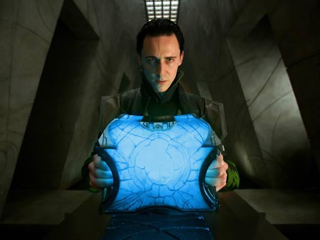 Ten great screen villains, Tom Hiddleston as Loki