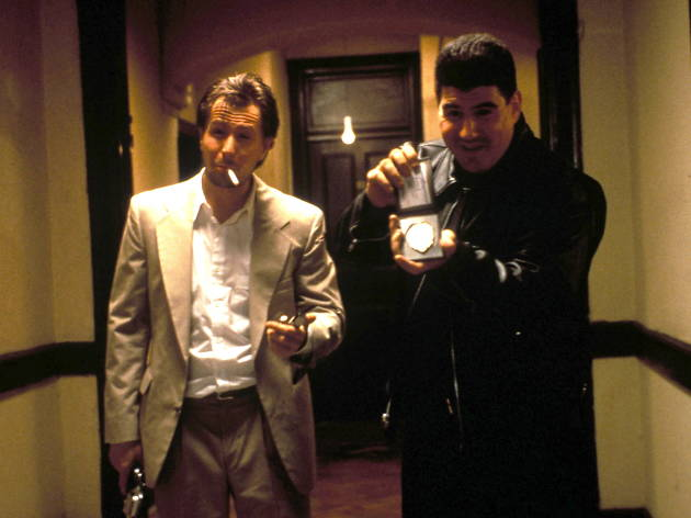 Ten great screen villains, Gary Oldman, Leon