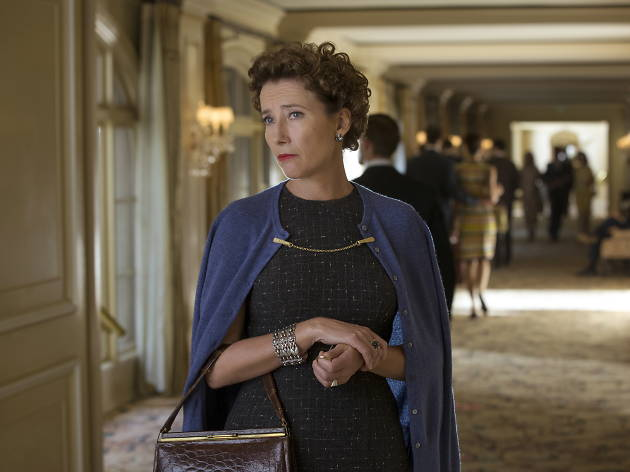 Ten great British leading ladies, Saving Mr Banks, P.L. Travers (Emma Thompson)