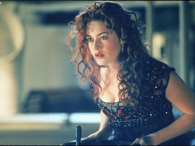 Ten great British leading ladies. Titanic. Rose DeWitt Bukater (Kate Winslet) in TITANIC.. .. 1997 Twentieth Century Fox Film Corporation and Paramount Pictures Corporation