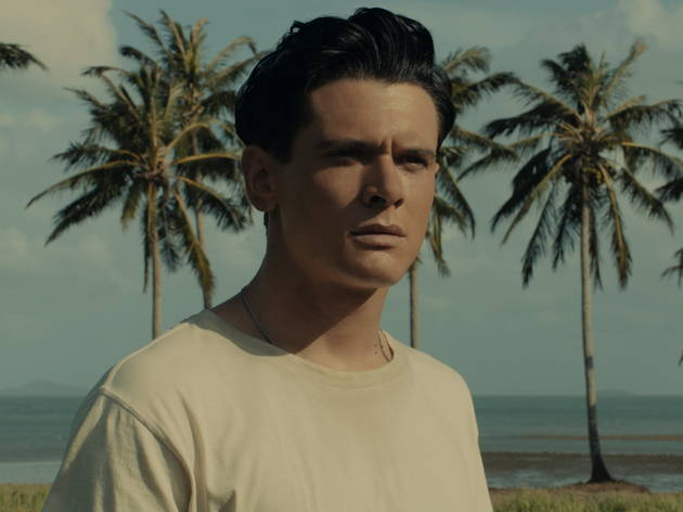 """20 Great British action heroes, Jack O'Connell as Louis """"Louie"""" Zamperini"""