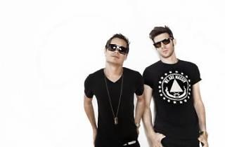 Dirtyphonics DJSet + Mime