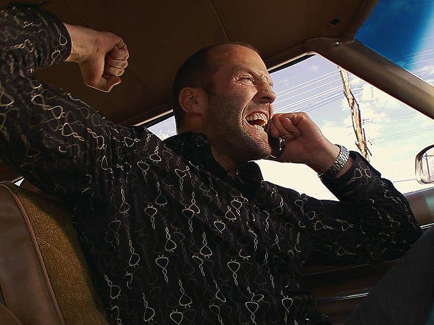 Ten Great British action heroes, Jason Statham as Chev Chelios