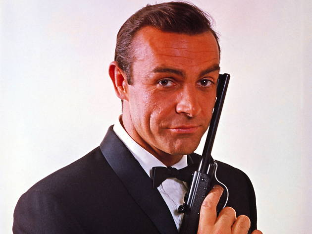 Ten great British action heroes, From Russia With Love, Sean Connery...Metro Goldwyn Mayer