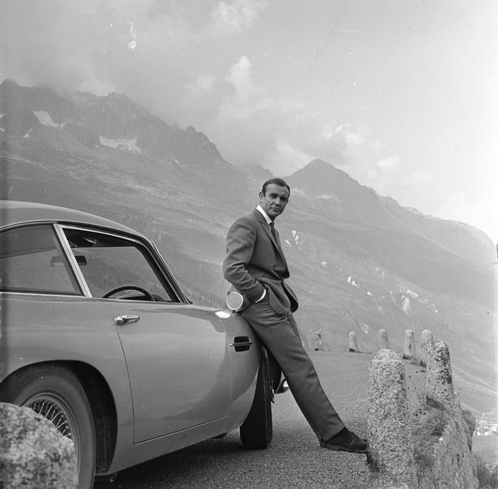 Diseñando 007: Cincuenta años de Estilo Bond