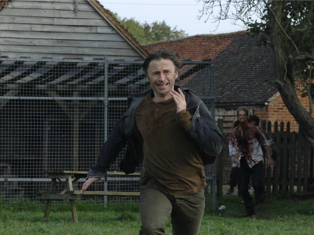 50 Great British actors, 28 Weeks Later. Robert Carlyle as Don.