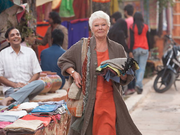 50 Great British actors, Judi Dench as Evelyn Greenslade