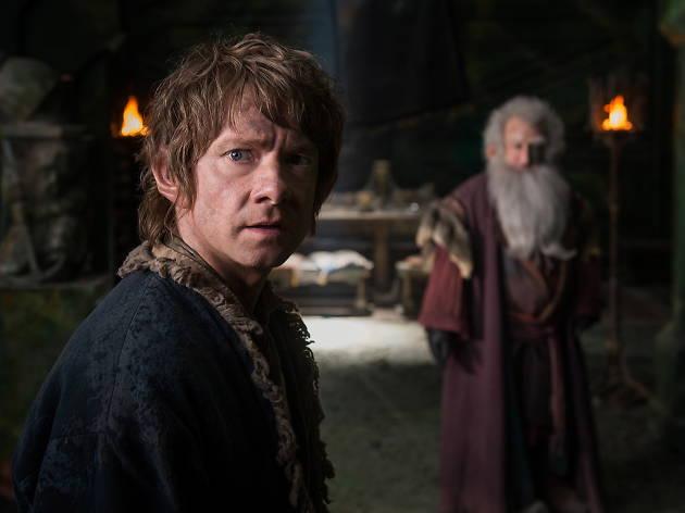 50 Great British actors, Martin Freeman as Bilbo Baggins