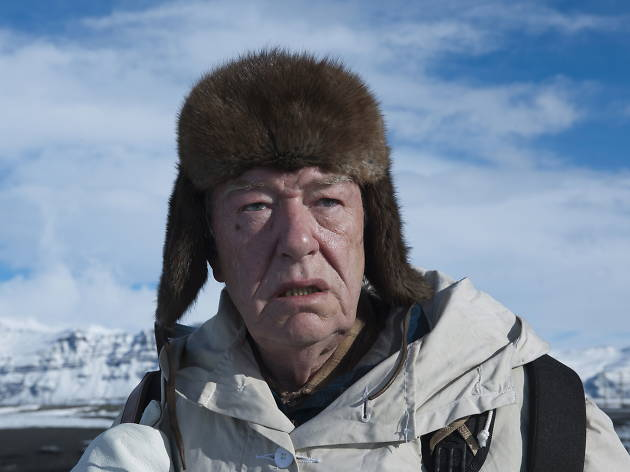 50 Great British actors, Fortitude - Season 01.Gallery.Michael Gambon as Henry Tyson....2015 Sky/Tiger Aspect Productions