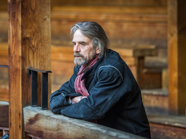 50 Great British actors, Jeremy Irons