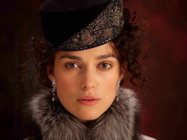 50 Great British actors, Keira Knightley, Anna Karenina..Featuring Keira Knightley as Anna Karenina.... Universal
