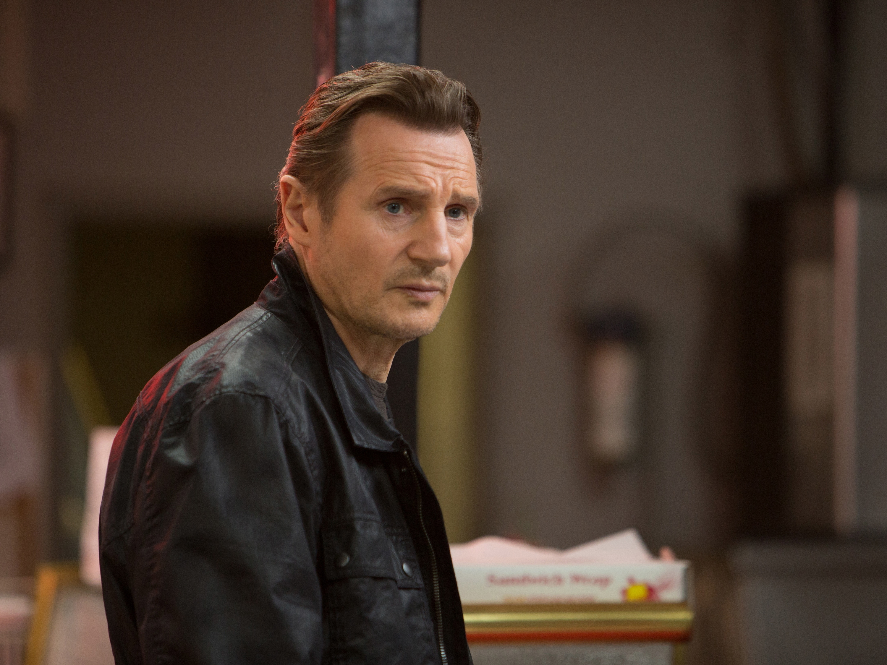 50 Great British actors, Liam Neeson as Brian Mills