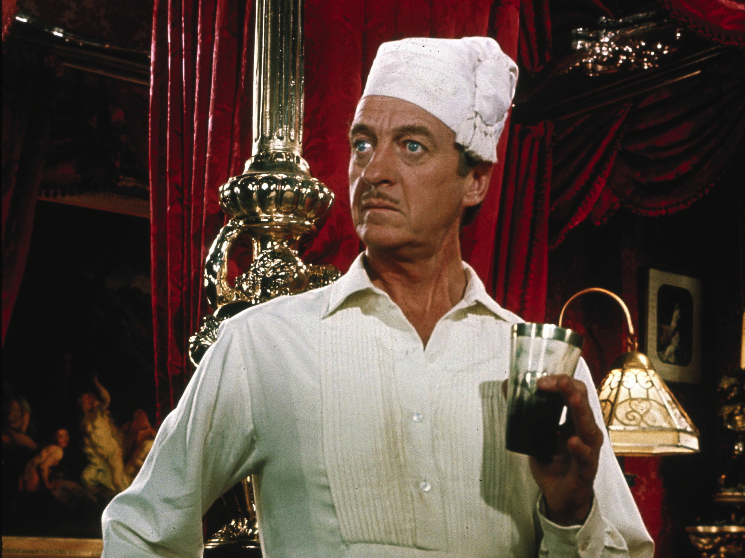 50 Great British actors, Casino Royale (1967).David Niven...Metro Goldwyn Mayer