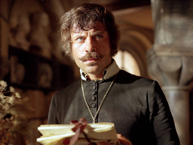50 Great British actors, Oliver Reed