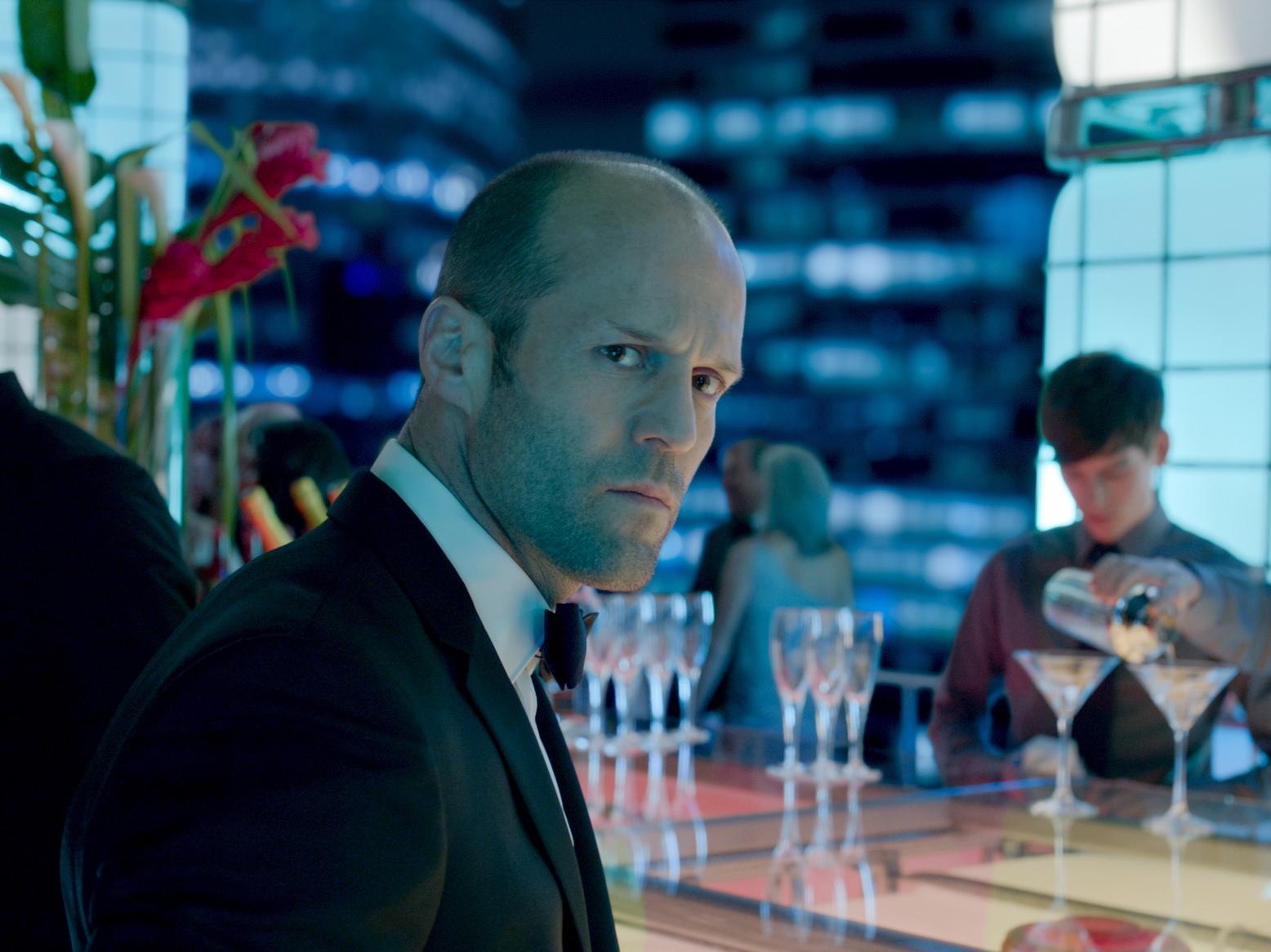 50 Great British actors, Jason Statham, Hummingbird (Redemption) .. Lionsgate