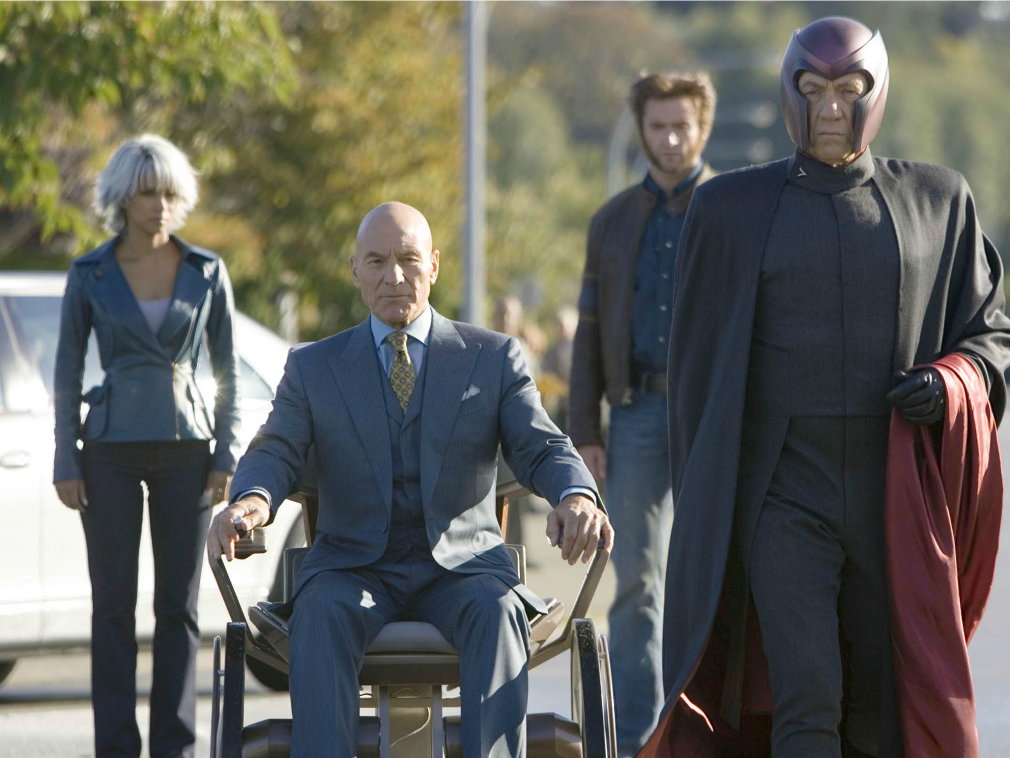50 Great British actors, Patrick Stewart, X-Men: The Last Stand