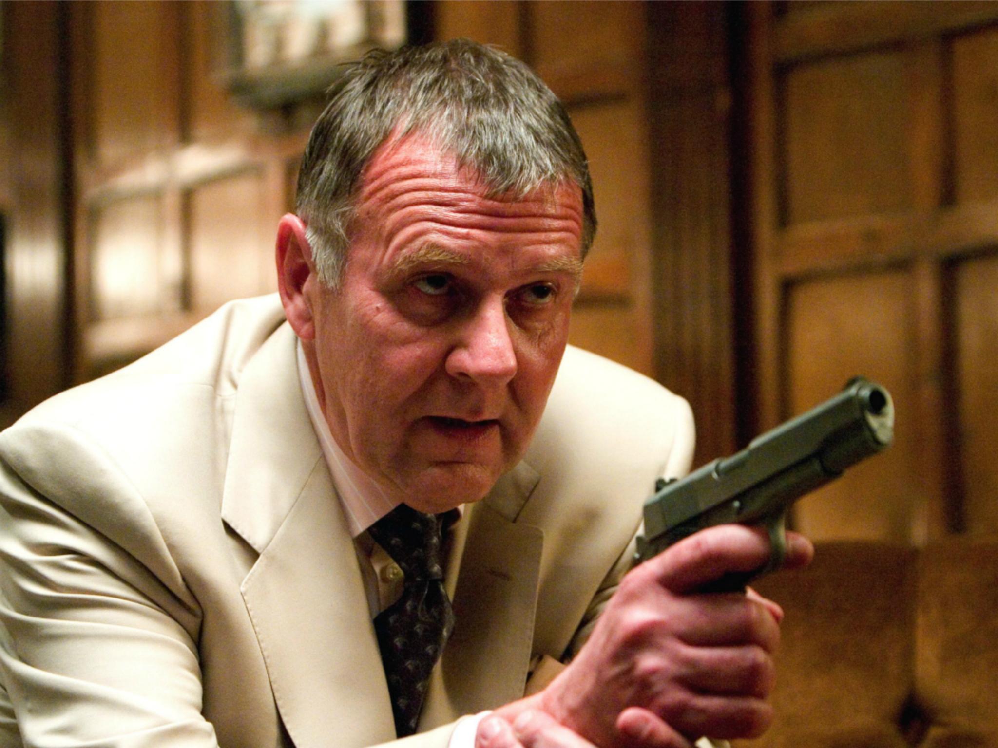 50 Great British actors, Tom Wilkinson, Batman Begins