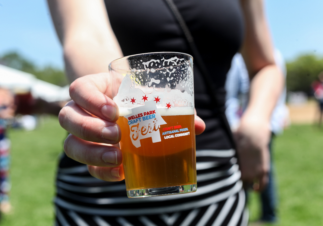 Welles Park Craft Beer Festival