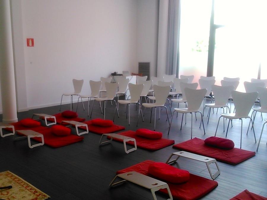 Centre de Meditació Kadampa@Carlota Martí