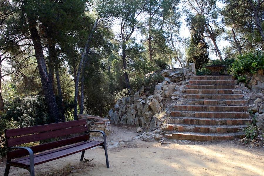 Parc del Castell l'Oreneta