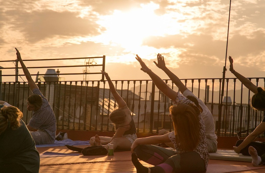 Relaxar-se a Barcelona: llocs per sentir-se bé