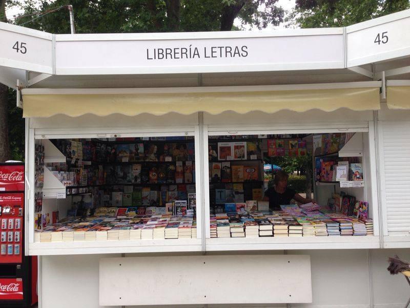 Librería Letras