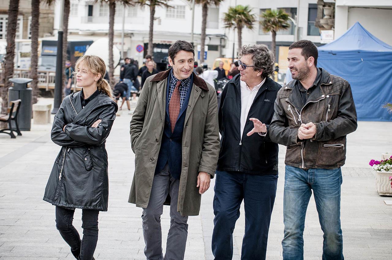 'La playa de los ahogados', literatura y cine