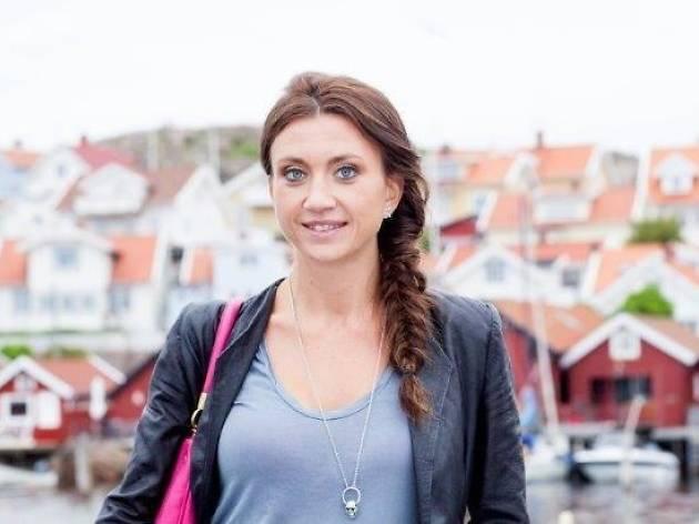 Conoce a Camilla Läckberg