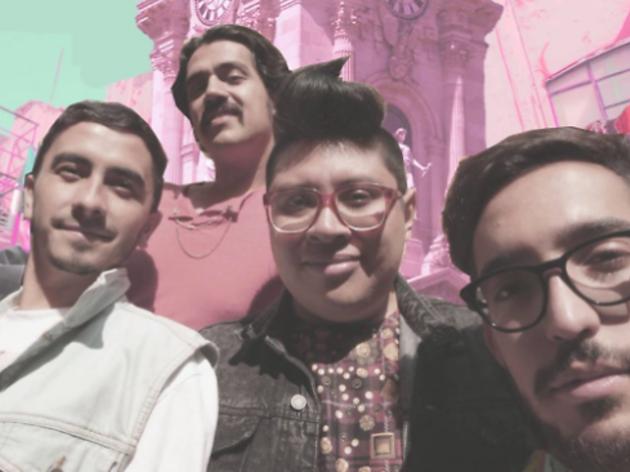 X Somos Chavas, standup, Manu Nna, Gay, timeout, time out méxico, CDMX, DF