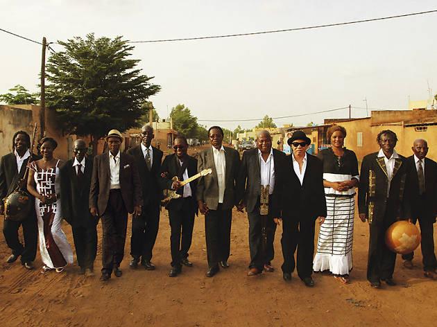 Salif Keita, Cheick Tidiane Seck, Amadou Bagayoko, Amadou et Mariam