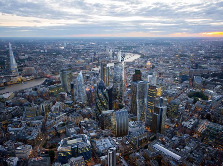 Nine skyscrapers coming to London... soon