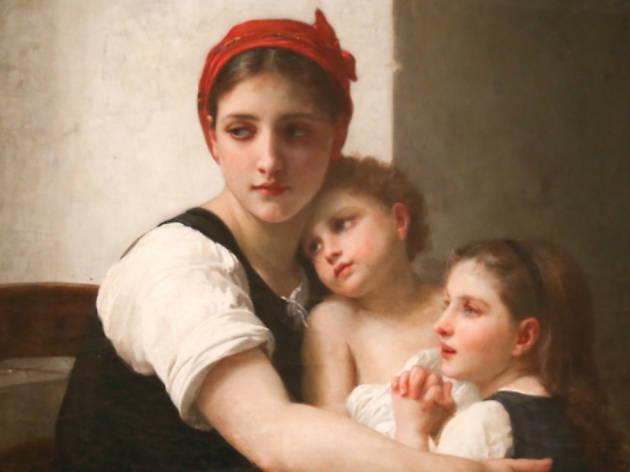 Poética de la infancia, los niños en el arte