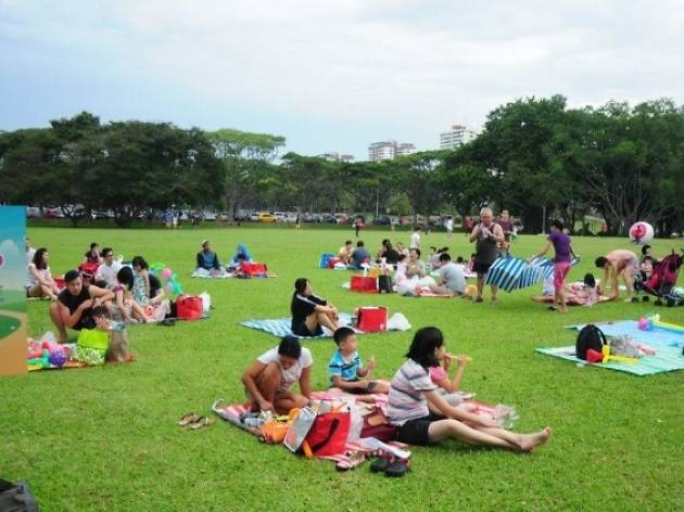 Families For Life: Monthly Picnic
