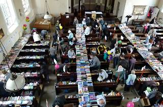 Amnesty Blackheath and Greenwich Big Book Sale