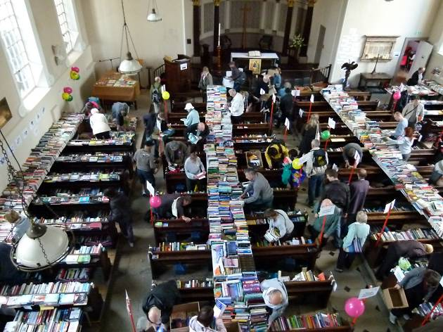 Amnesty International Book Sale