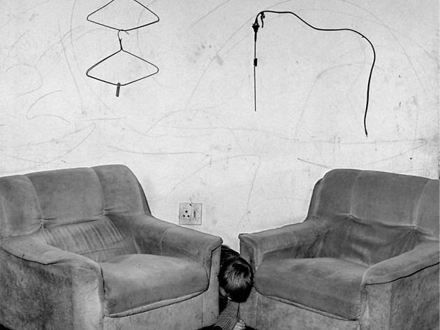 Roger Ballen. Outland. The videowork and new photos
