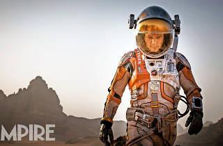 The Martian Ridley Scott Matt Damon